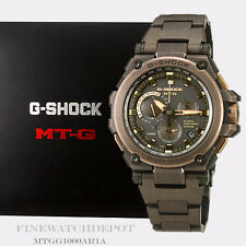 Authentic Casio G-Shock Men's Coard Guard Construction MTG Watch MTGG1000AR-1A