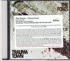 (EN90) The Foxes, Trauma Town - 2008 DJ CD