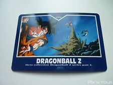 Carte originale Dragon Ball Z Hero collection Part 4 N°392 / 1995 Made in Japan