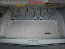 WeatherTech® Cargo Liner Trunk Mat for Toyota Sienna - 2011-2017 - Grey