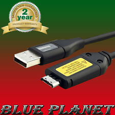 SAMSUNG PL55 / PL100 / WB550 / WB600 / USB Charger Cable Data Transfer Lead