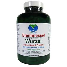 "Brennnessel Wurzel ""Stinging Nettle Root"", 360 Pulver-Kapsel a 350mg, #25752"