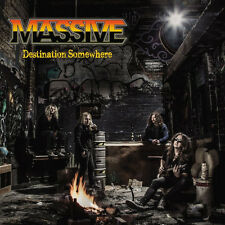 "Massive ""Destination Somewhere"" Digisleeve CD - NEW"