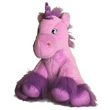 "Purple Unicorn 15"" - Build a Plush Teddy Bear Furry Friend Party Kit"