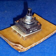 AMP TYCO 13 POSITION GRAY CODE SWITCH ASSEMBLY 436295-1 *NEW*