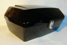 Black Cherry HD Pack Harley Tour ROAD KING FatBoy Motorcycle Trunk Yamaha