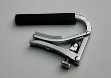 Shubb Capos S2 Deluxe Stainless Steel Nylon String Guitar Capo