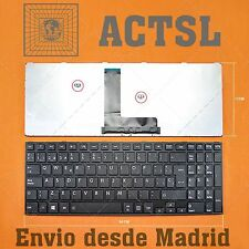 Keyboard Spanish for TOSHIBA Satelite C50 B C50-B C50B KB K000890300