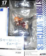 Used ALTER STRIKE WITCHES 2 Charlotte E. Yeager Ver.2 1/8 PVC