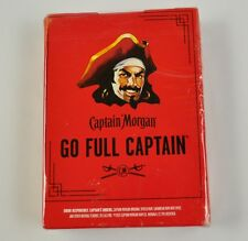 Captain Morgan naipes tarjetas estados unidos Playing Cards