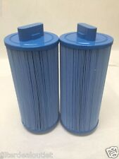 2 pack SPA Filter FITS:Unicel 4CH-24,PGS25P4,Filbur FC-0131 ANTIMICROBIAL VITA