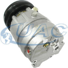 New A/C AC Compressor With Clutch Air conditioning Pump 1 Year Warranty 2.4L GM