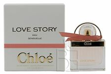 Chloe Love Story Eau Sensuelle 1.0oz / 30ml EDP Spray NIB Sealed For Women