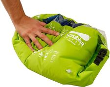 SCRUBBA Portable Laundry Washing Machine Wash Bag Camping Travel System Kit