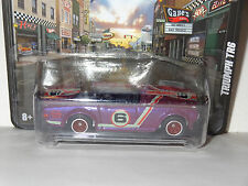 HOT WHEELS BOULEVARD PURPLE TRIUMPH TR6 REAL RIDERS LIMITED EDITION A29