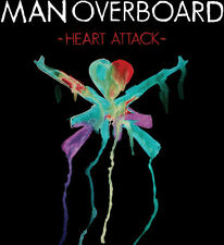 Man Overboard - Heart Attack [New CD]