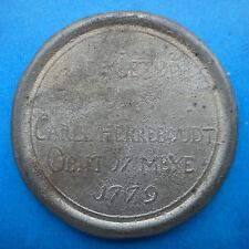 Pays-Bas Méridionaux - Méreau - Plomb - Herreboudt/Michiels - 1788 - Bruges