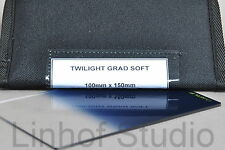 Lee Filters 100x150mm Twilight Soft Graduated Resin Filter