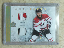 12-13 UD Artifacts Team Canada POE Horizontal Patch #126 ALEX PIETRANGELO /9