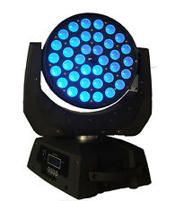 New Pro TE-36x10W RGBW (4in1) LED Zoom Moving Head Washer Stage Lighting