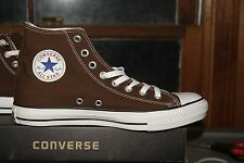Converse Chuck Taylor All Star Ox Chocolate Brown Sz 8 9 Sneakers Shoes
