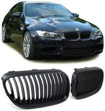 2 GRILLE CALANDRE NOIR BMW SERIE 3 E92 E93 LCI   04/2010 320D 325D 330D 335D