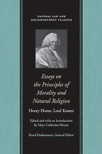 Essays on Principles of Morality and Natural Religion (Natural Law and Enlighten