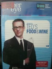 Queer Eye for the Straight Guy - Ted's Food and Wine (DVD, 2005) Rental Unit