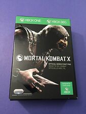 Mortal Kombat X Official Wired Fight Pad For XBOX ONE & XBOX 360 NEW