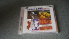 STAN  GETZ THREE CLASSIC ALBUMS PLUS CDS
