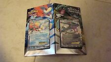 ~Pokemon XY Battle Arena Decks VS Rayquaza Keldeo EX Seeker Dive Ball N
