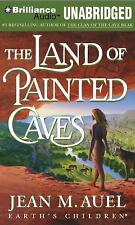 Earth's Children®: The Land of Painted Caves 6 by Jean M. Auel (2014, MP3 CD,...
