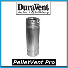 "DURAVENT PELLETVENT PRO Pipe Length 3"" Diameter x 24"" Long #3PVP-24 NEW!"
