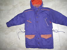 JL Colebrook 90s Purple Winter Snow Outdoors Active Ladie's XS USED Jacket Coat