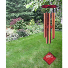 "Woodstock CHIMES OF MARS WIND CHIMES 17"" BRONZE,  FREE SHIPPING"