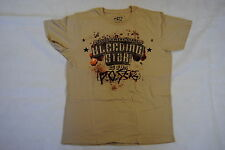 BLEEDING STAR CLOTHING LOVERS T SHIRT LARGE NEW OFFICIAL EMO PUNK METAL GOTH