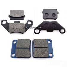 Front & Rear Brake Pads For Tomberlin Crossfire 150 150r 150cc Go Kart Buggy