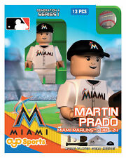 Martin Prado OYO Miami Marlins MLB Mini Figure NEW G4