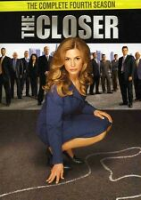 Closer: The Complete Fourth Season [4 Discs] (2011, DVD New)