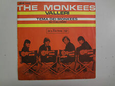 "MONKEES:Valleri-Theme From Monkees(Sung In Italian)2:16-Italy 7"" RCA Victor PSL"