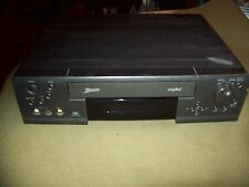 New listing Zenith Vr4276Hf Vcr With Remote Parts Or Repair Only