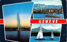 BR6255 Geneve Le jet d´eau  switzerland