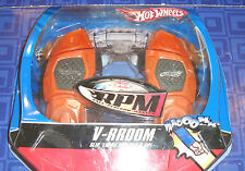 HOT WHEELS RPM Racing Sleeves, V-ROOOM Wear Them On Your Wrist Rev It Up