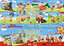 Superpuzzle SANDMÄNNCHEN + 8 BPZ, IFC Deutschland