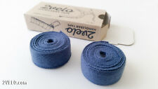 2Velo TOP COTTON Vintage HANDLEBAR TAPE vintage blue