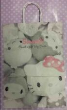 Sanrio Hello Kitty Black White Photo 5pc Paper Gift Shopping Bags