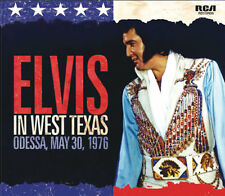 Elvis Presley - Elvis In West Texas - FTD CD - AVAILABLE NOW*****