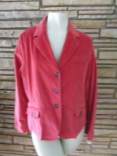 NWT Talbots Corduroy MAUVE colored Jacket Blazer sz Large