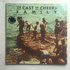 THE CAST OF CHEERS - FAMILY * LP VINYL * FREE P&P UK * SCHOOL BOY ERROR SBE1LP *