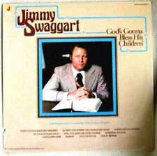 Jimmy Swaggart God's Gonna Bless HIs Children 1976 Jim Recs #01-124 GOSPEL SS LP